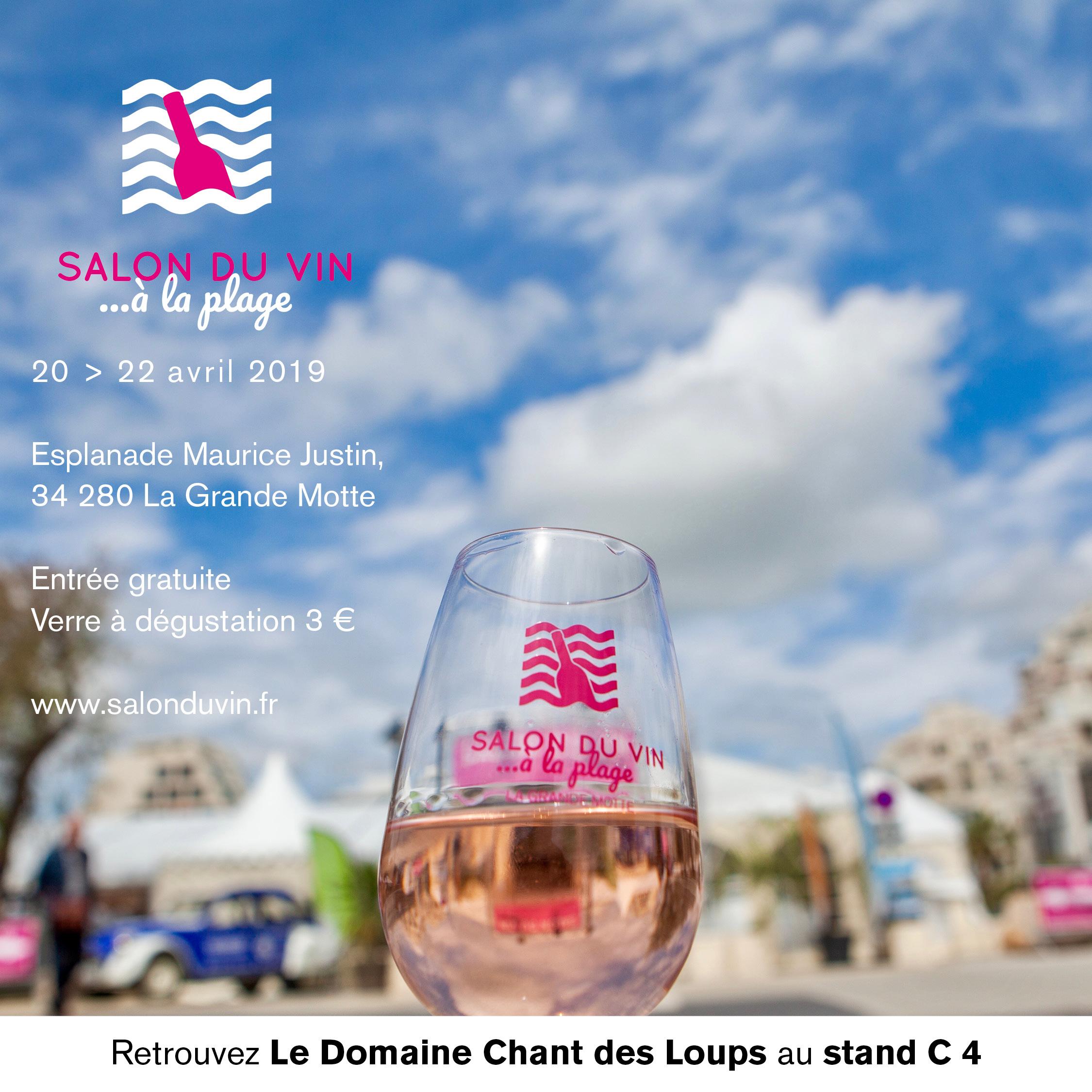 Salon du Vin A La Plage – La Grande Motte